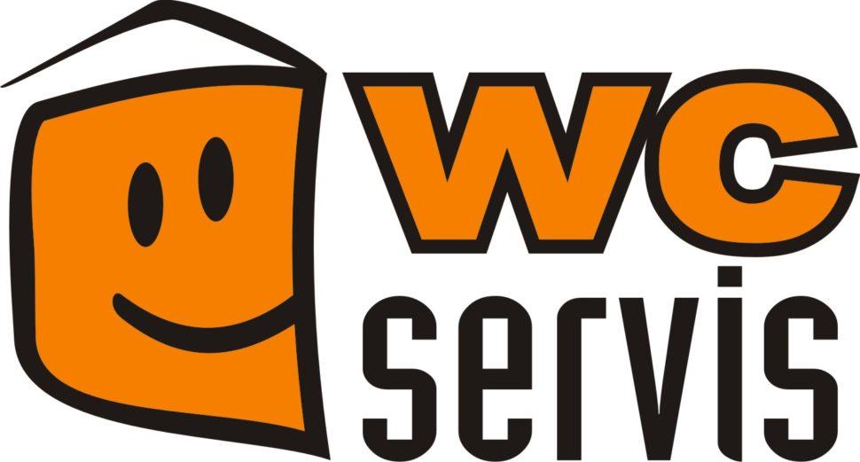 Logo WC servis konečná verze